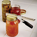 Focus 711BK Swing - A - Way Jar Opener, Comfort Grip