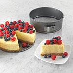 """Focus 900409 Spring Form Cake Pan, 9"""" Dia. x 3""""deep, Aluminum"""