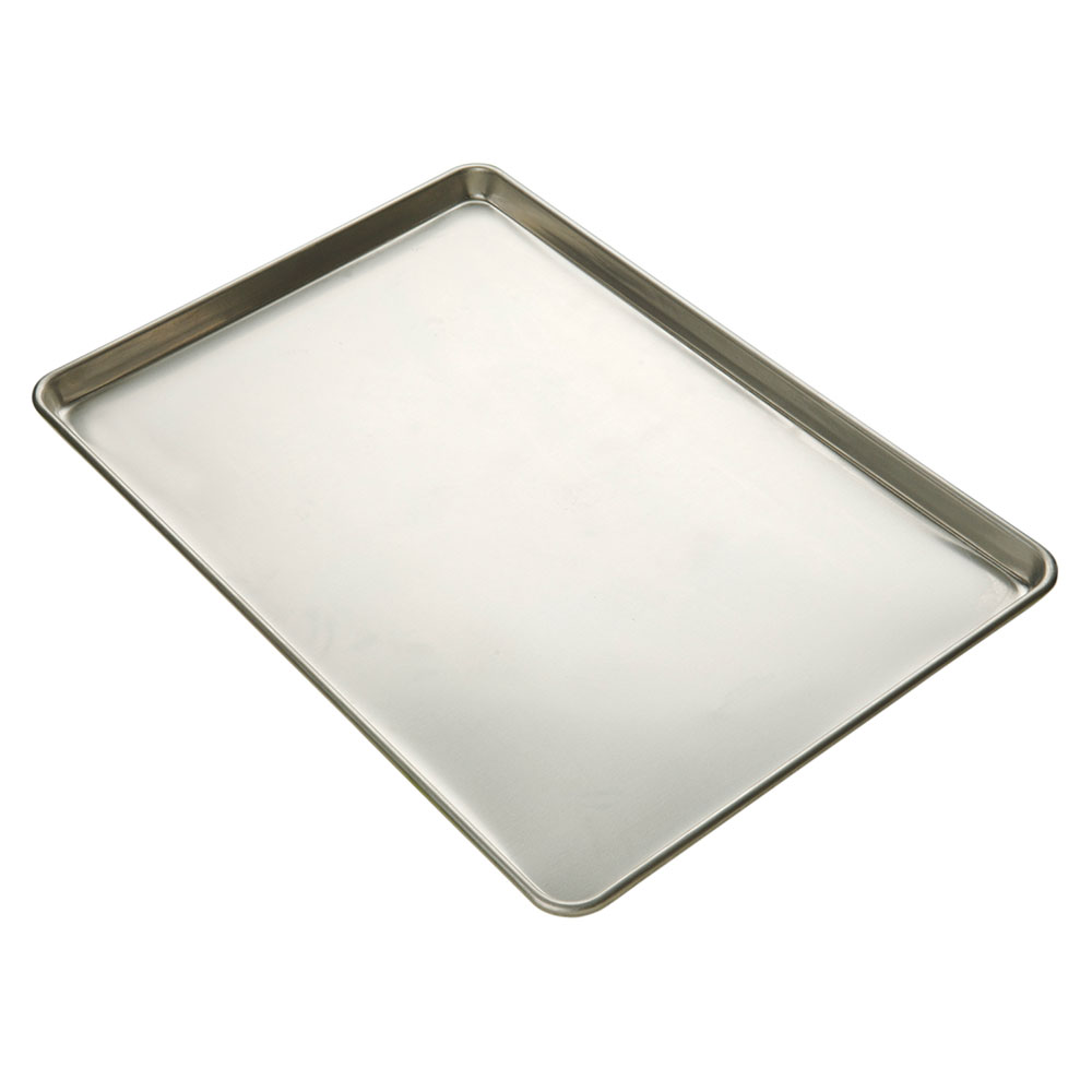 "Focus 900450 Sheet Pan, 1/4 Size, 9-1/2"" X 13 in, Natural Finish"