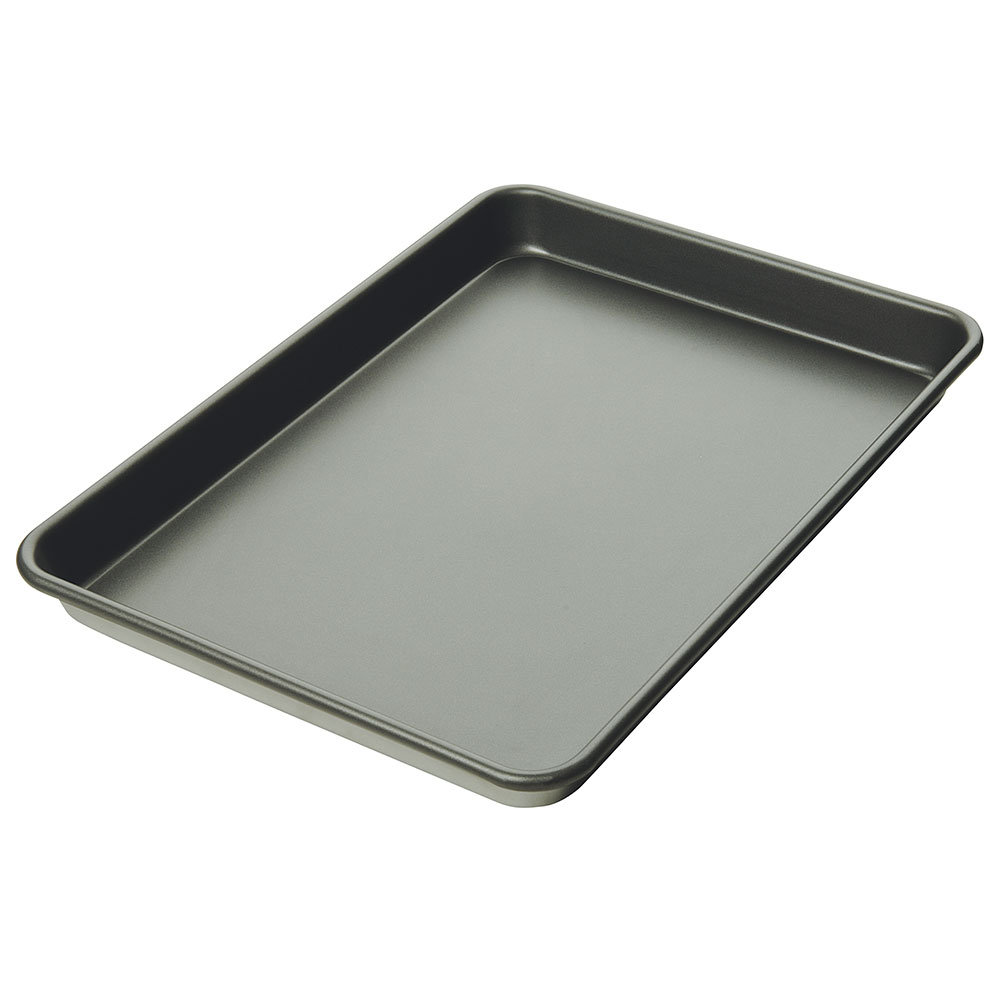 Focus 900499 Non-Stick Sheet Pan, 1/4 Size, Aluminized Steel, 9-1/2 X 13 in