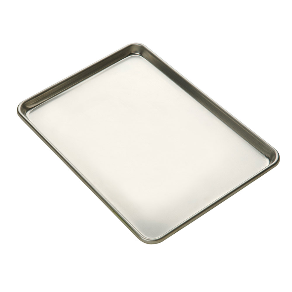 Focus 900950 Half Size Sheet Pan, Aluminum, 13 X 18 in