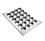 Focus 903215 Texas Size Muffin Pan Holds (12) 3-3/16-in