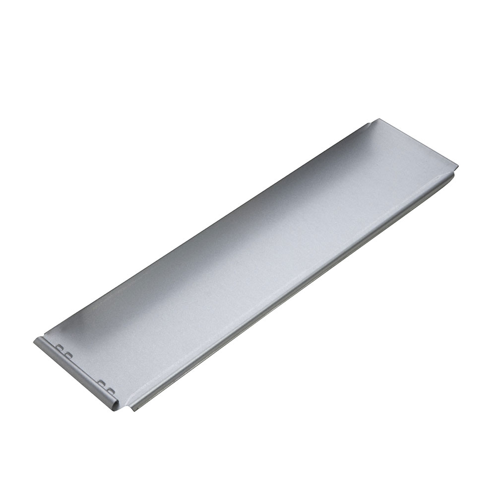 "Focus 904655 Cover for 16"" Pullman Pan, Glazed Aluminized Steel"