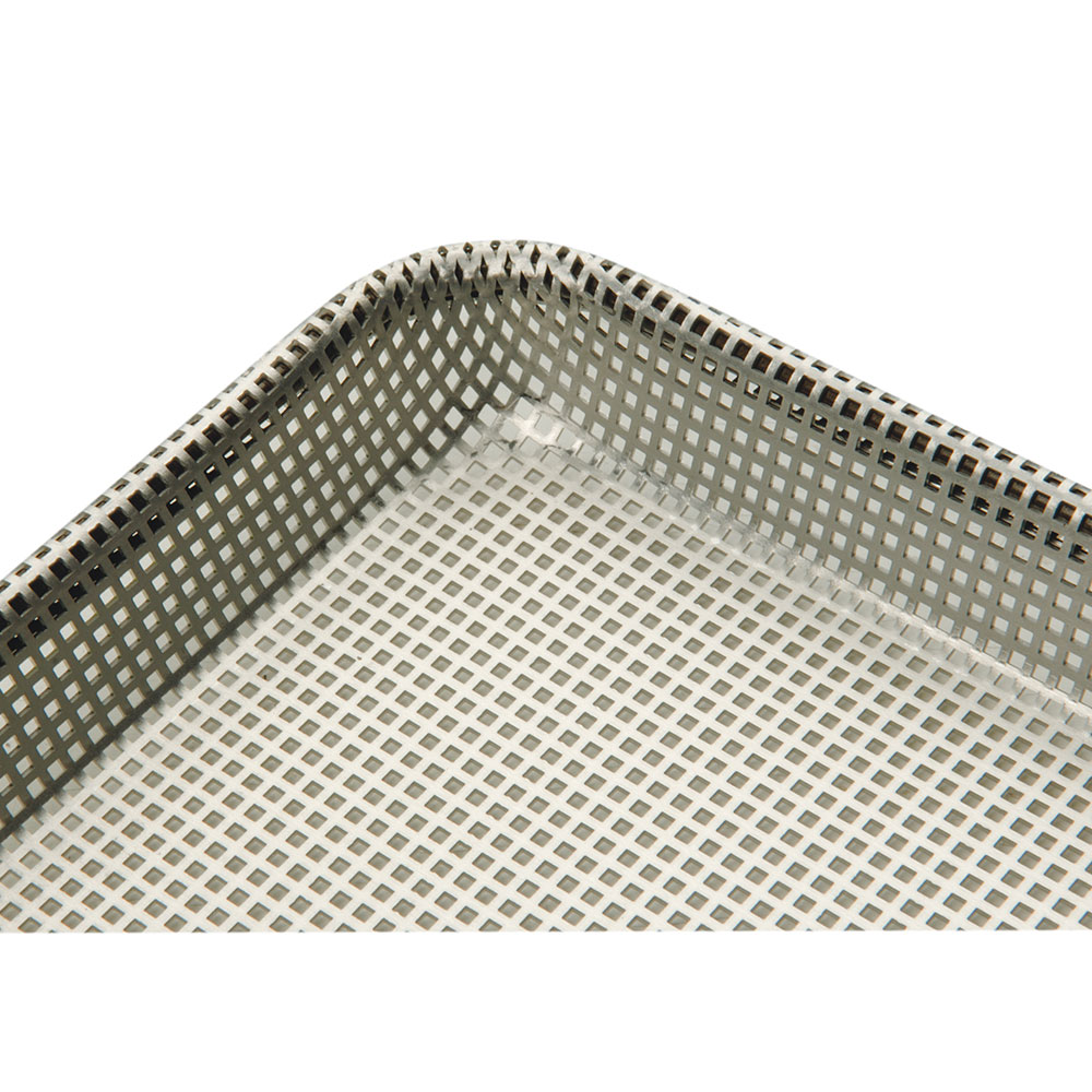 """Focus 904692 Full Size Sheet Pan, 3/32"""" Square Perforations All Over"""