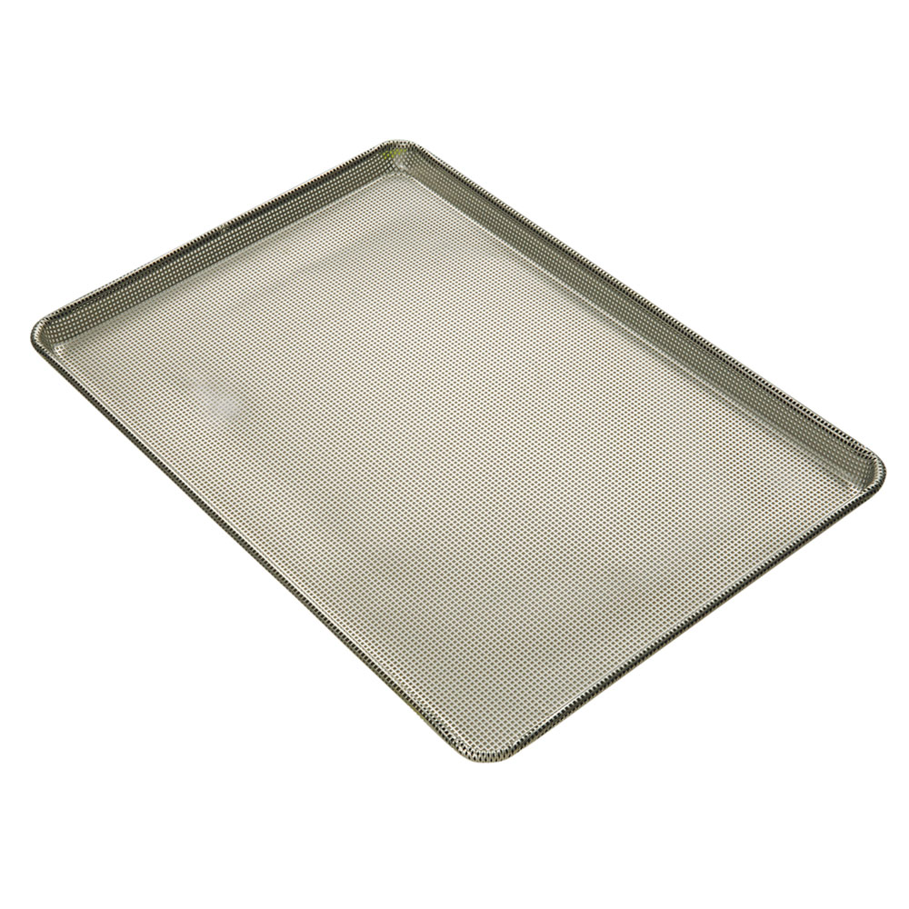 "Focus 904692 Full Size Sheet Pan, 3/32"" Square Perforations All Over"