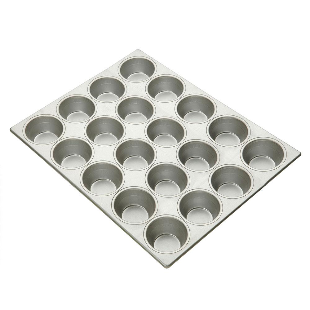 "Focus 904705 Pecan Roll Pan Holds (20) 3-11/16"" Rolls"