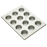 Focus 905225 Cupcake Pan Holds (12) 2-3/4""