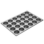 Focus 905525 Cupcake Pan, Holds (24) 2-3/4 in dia Cupcakes