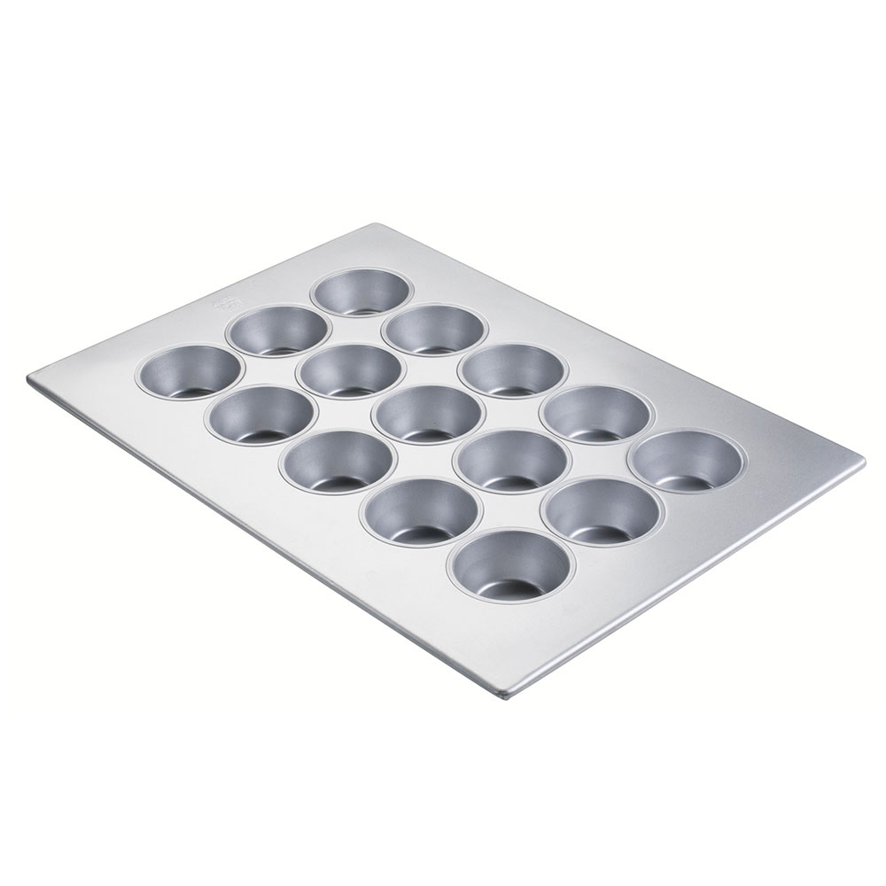 Focus 907005 Pecan Roll Pan Holds (15) 3-11/16""