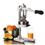 """Focus 97332 Jupiter Juice Press, Large, Manual, White, 27 - 1/2""""H"""