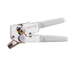 Focus 107WH White Compact Swing-A-Way Can Opener