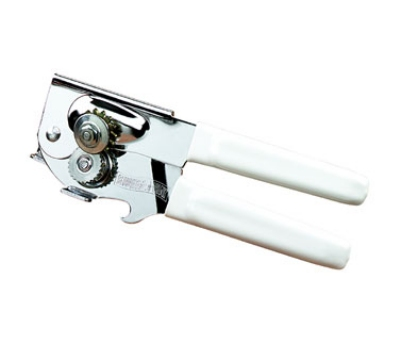 Focus 407WH Portable White Can Opener, Swing-A-Way