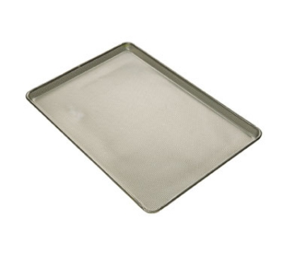 Focus 904696 Half Size Sheet Pan, Square Perforations, Aluminum, 13 x 18 x 3/32 in