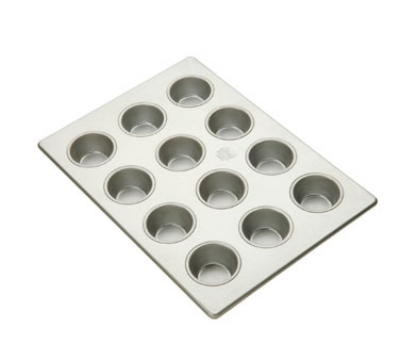Focus 905225 Cupcake Pan Holds (12) 2-3/4-in