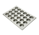 Focus 903515 Jumbo Muffin Pan Holds (12) 3-1/2-in Muffins, Glazed Aluminum