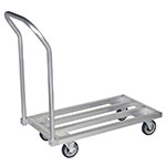 "Focus FALHDL20 20""Dunnage Rack Handle Only, Aluminum Handle for Wide Mobile"