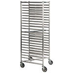 "Focus FAZNBR20 26""W 20-Sheet Pan Rack w/ 3"" Bottom Load Slides"