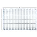 """Focus FF1260C Chrome Wire Shelf - 12x60"""""""