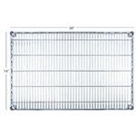 """Focus FF1436C Chrome Wire Shelf - 14x36"""""""