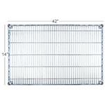 """Focus FF1442C Chrome Wire Shelf - 14x42"""""""