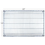 Focus FF1848WRSS Stainless Wire Shelf - 18x48""