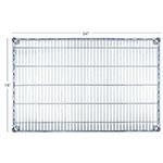 """Focus FF1854C Chrome Wire Shelf - 18x54"""""""