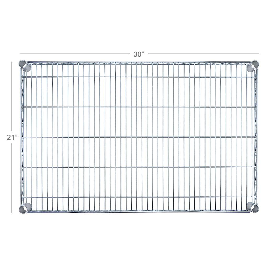 """Focus FF2130C Chrome Wire Shelf - 21x30"""""""