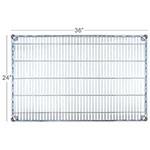 """Focus FF2436C Chrome Wire Shelf - 24x36"""""""