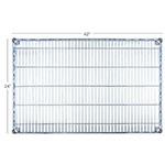 """Focus FF2442C Chrome Wire Shelf - 24x42"""""""