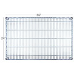 Focus FF2460C Chrome Wire Shelf - 24x60""