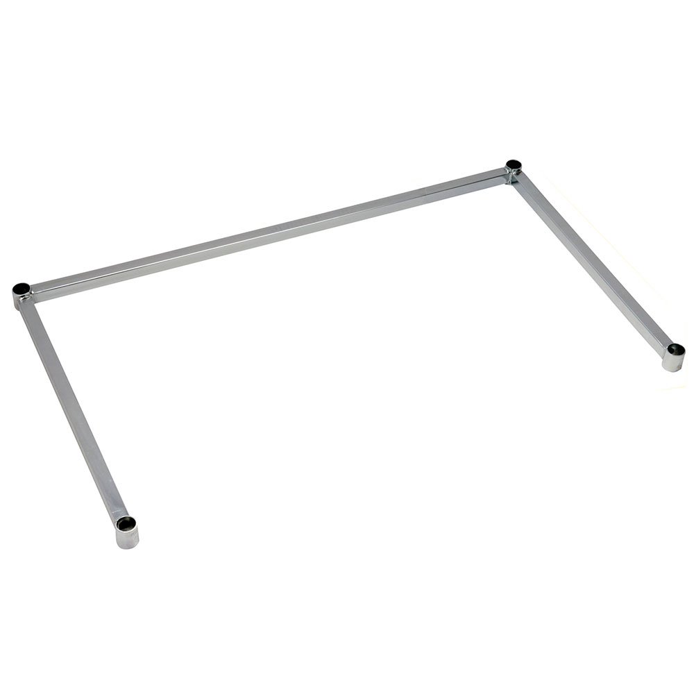 Focus FFSF2448CH Chrome Tubular Frame - 24x48""