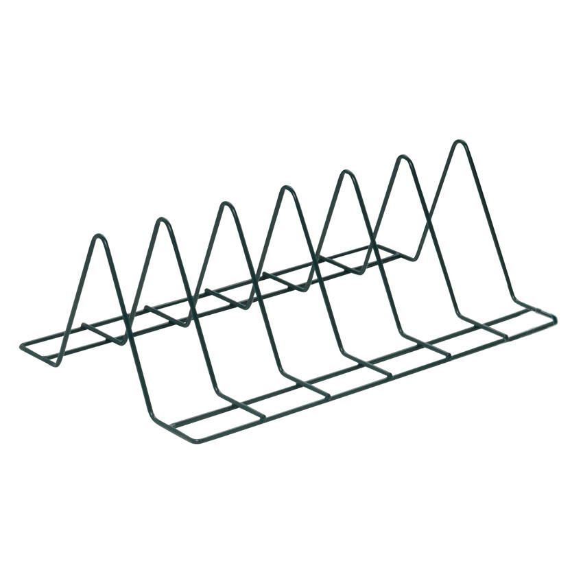 "Focus FFTM246GN Tray Module, Wire, 3-7/16"" Clearance, 15-1/2 x  22-1/2 x 8 H in, 6 Trays Max"
