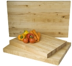 Focus 8935 Butcher Block Cutting Board, 20 x 15 x 1-3/4-in