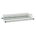 Focus FTS2448835GN 1-Level Stationary Drying Rack for Trays