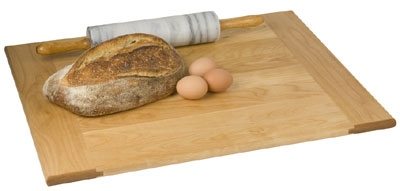 Focus UB5 Northern Hard Birch Pastry Board, 24 x 18 x 3/4 in