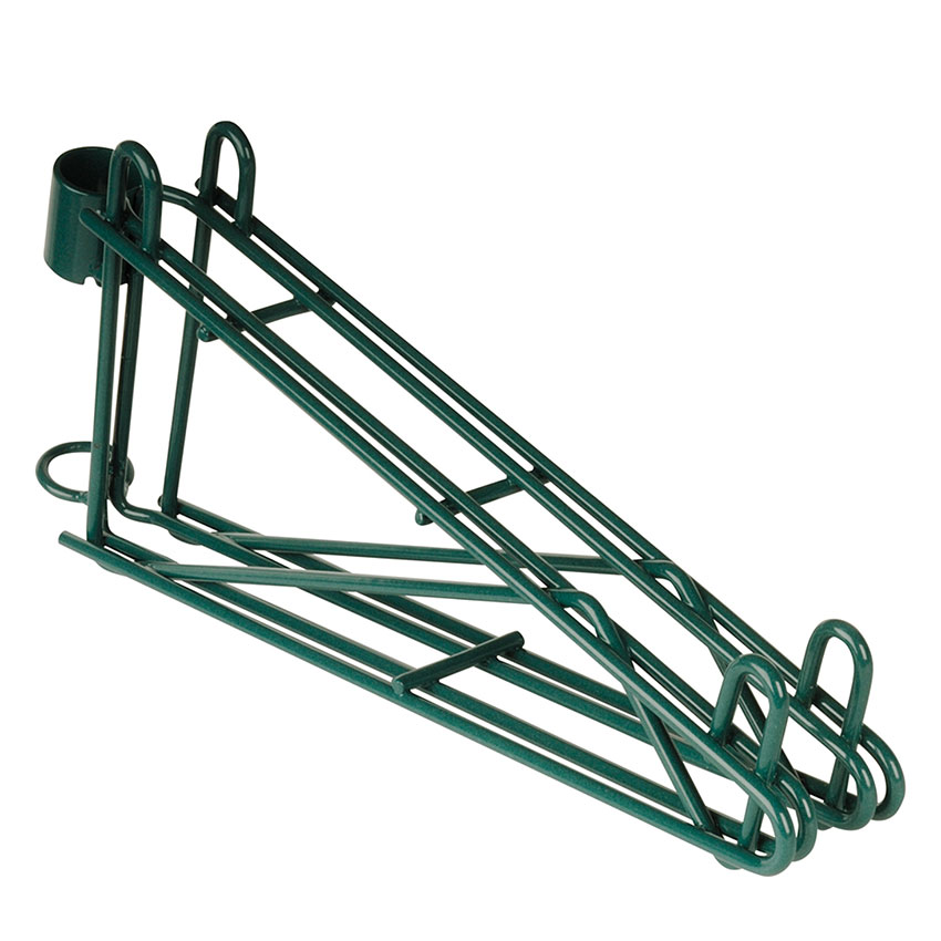 """Focus FPMB18DGN 18"""" Wire Wall Mounted Shelving Brackets"""