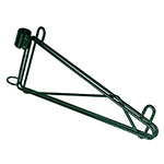 "Focus FPMB18SGN 18"" Wire Wall Mounted Shelving Brackets"