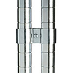 Focus FPOCL Post Clamps, Chrome Plated, 2 Sets Per Pack