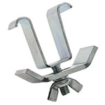 Focus FPSSH Stainless U-Hook Shelf Joiner