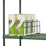 "Focus FSD188FPS Shelf Divider - 18"" x 8"", Green"