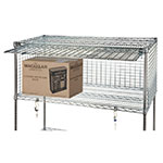"Focus FSECM2448CH 48"" Stationary Security Cage, 24""D"