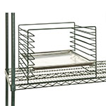 """Focus FTSM8GN Tray Slide Module, 8 Tray Capacity, 1-1/4"""" Clearance, Green Epoxy Wire"""