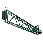 "Focus FWB14DG 14"" Wire Wall Mounted Shelving Bracket"