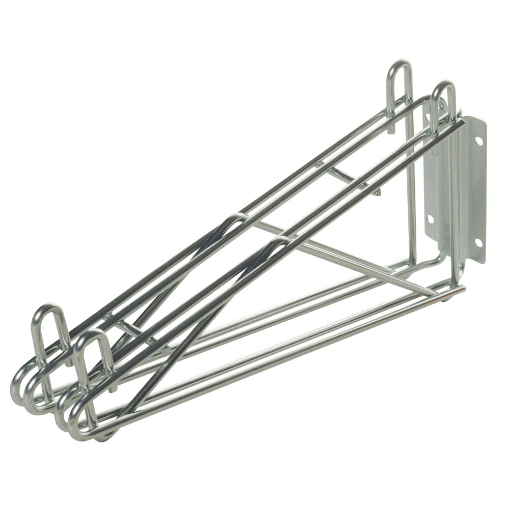"Focus FWB21DCH 21"" Wire Wall Mounted Shelving Bracket"