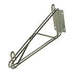 "Focus FWB24SCH 24"" Wire Wall Mounted Shelving Bracket"