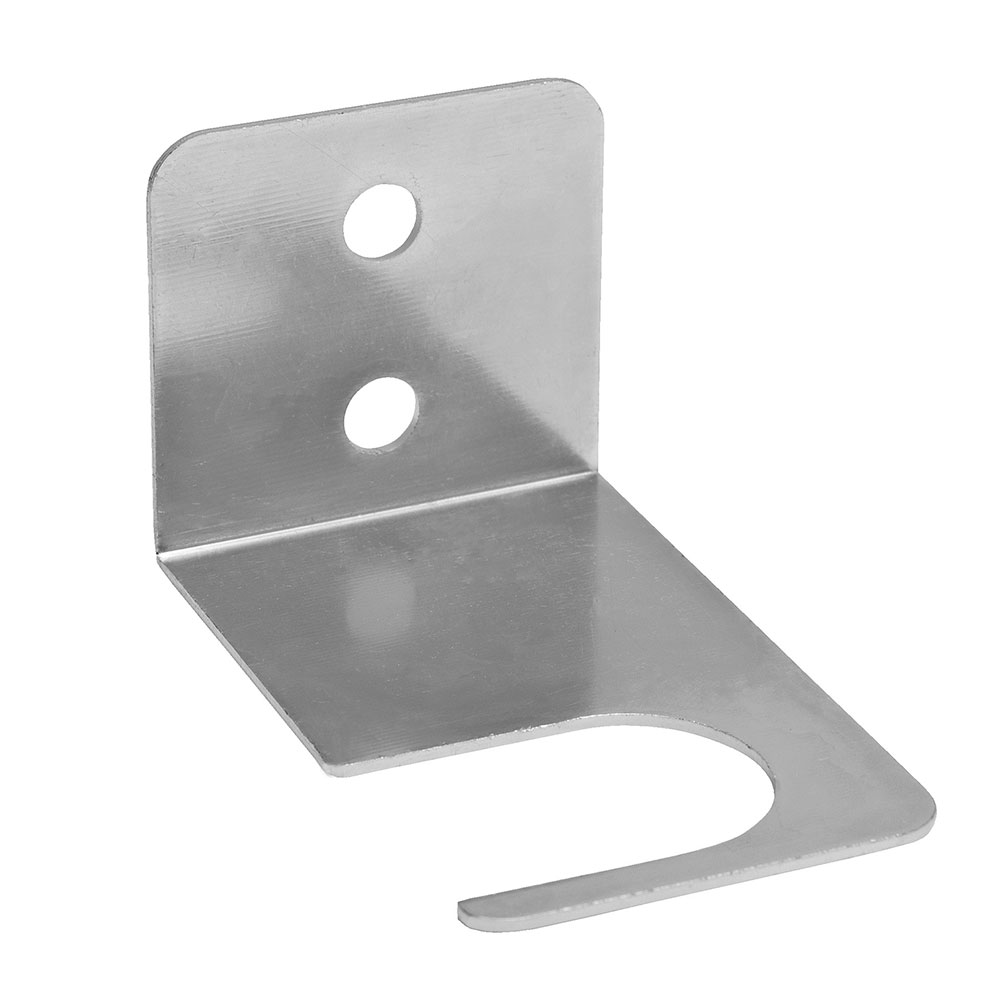 Focus FWPSBCH Universal Security Wall Bracket w/ Chromate Finish, NSF