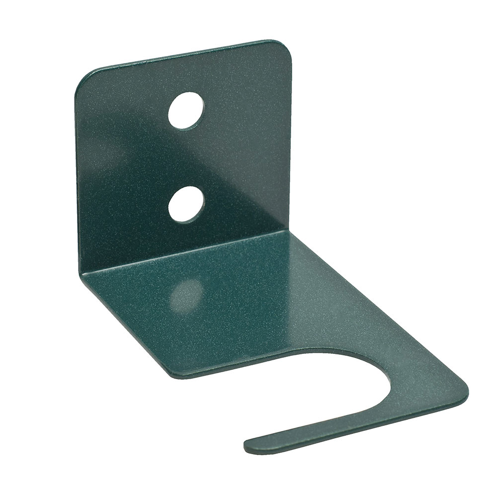 Focus FWPSBGN Universal Security Wall Bracket w/ Green Epoxy Coating, NSF