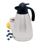 Focus KPW9111 1-L Stainless Carafe w/ Push Button &