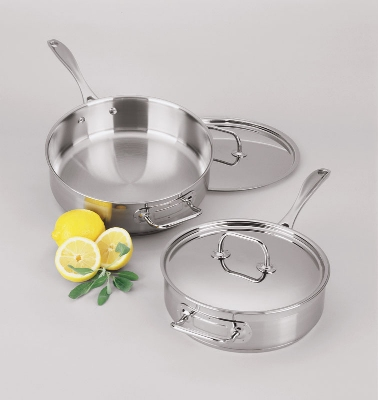 Focus KPWB9036 5-qt Stainless Steel Braising Pot
