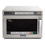 Sharp RCD2200M 2200w Commercial Microwave w/ Touch Pad, 230-208v/1ph